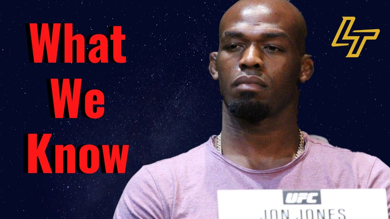 UFC champion Jon Jones arrested for negligent use of a firearm and ...