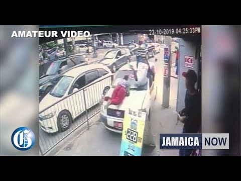 JAMAICA NOW: Police Hunt Other Driver…PJ Recuperates...Alleged Gangster Killed…Baby Found In Latrine
