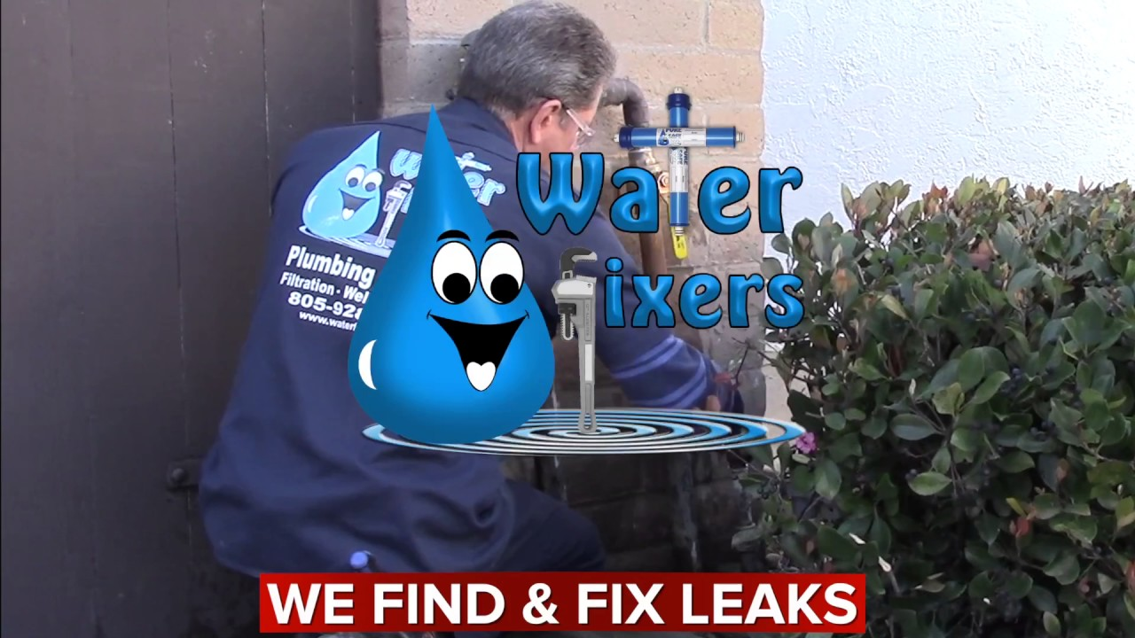 Water Fixers Plumbing & Filtration | Services - Water Fixers