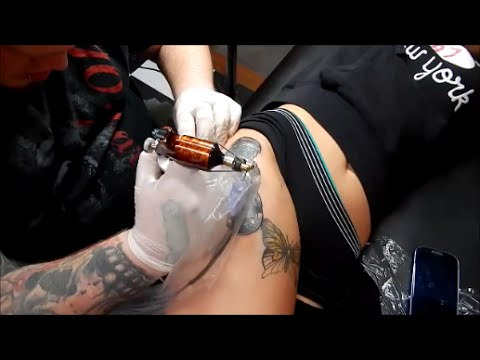 2nd Tattoo Session For My Camera!