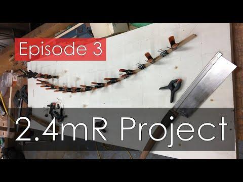2.4mR Project Episode 3 - Scale Model Part 1