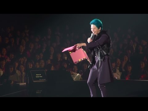 150324 XIA 3rd Concert in TOKYO - Genie Time -Don't Say Good bye etc.- 준수 Junsu