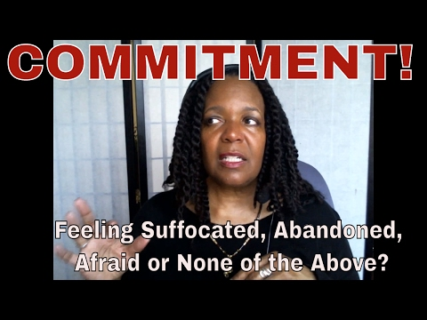 dating someone with abandonment