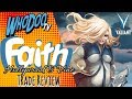 Faith Volume 1 Hollywood & Vine - Valiant Comics - Trade Review