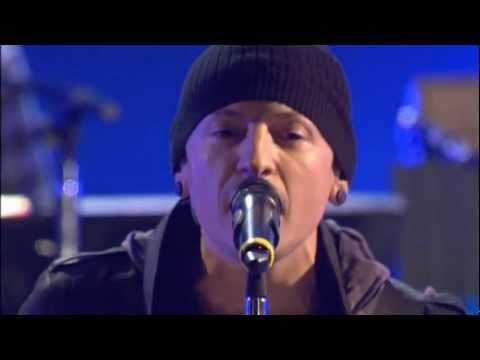 Iridescent Linkin Park Live Madrid 2010