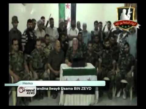 Nûçenameya Orient News a Kurdî 21-10-2012