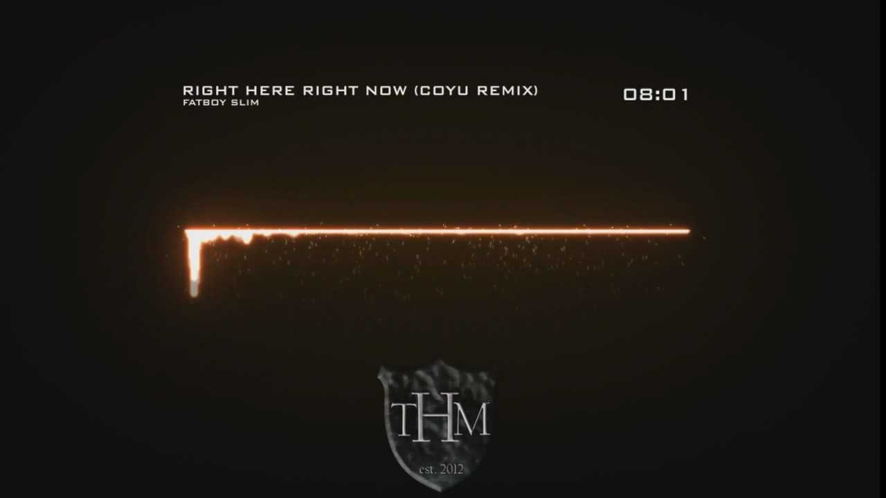 Fatboy Slim - Right Here Right Now (JFB Remix) (File MP3)