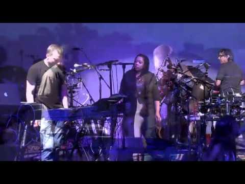 Mickey Hart Band - Mysterium Tremendum - 04/04/2012 - Madrone Studios - San Francisco, CA