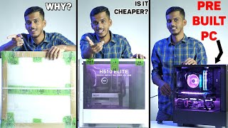 [Hindi] Buying a PRE BUILT PC! Was it a bad idea?