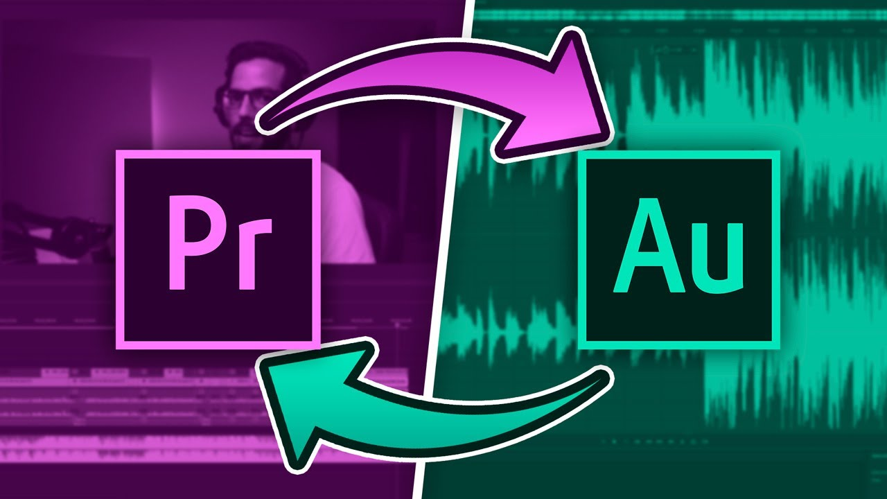 PROCESAR AUDIO en ADOBE AUDITION desde PREMIERE PRO (DYNAMIC LINK)