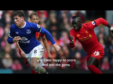 Sadio Mané - 2017 BBC African Footballer of the Year nominee