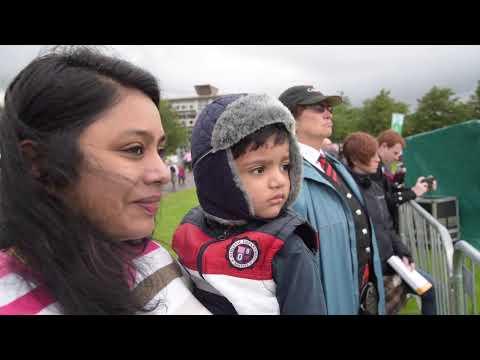 Vlogs by Ani / 50 - World Pipe Band Championships   Malayalam Vlog