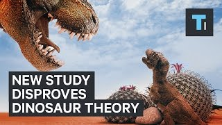 Shocking new study disproves 130-year-old theory about dinosaur origins