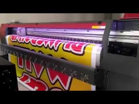 epson dx7 head tarpaulin printing machine(sofitec hd printing)