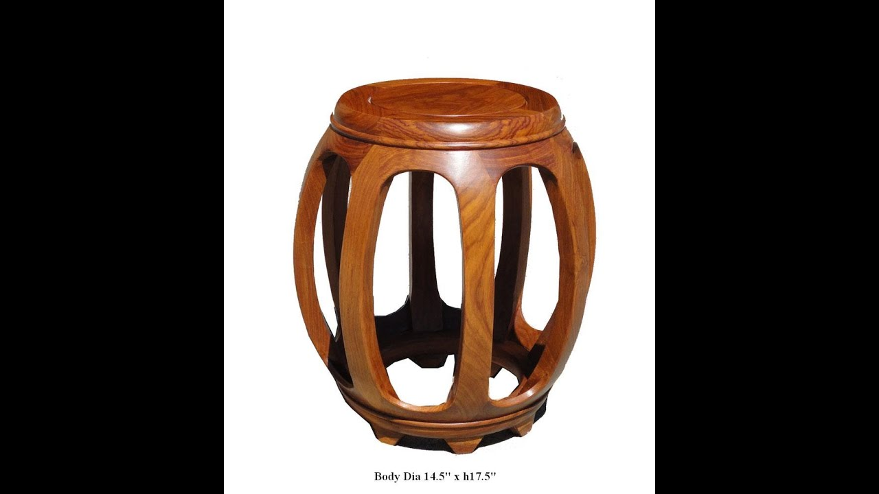 sc 1 st  YouTube : wooden drum stool - islam-shia.org