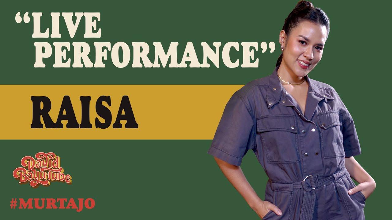 RAISA - LIVE PERFORMANCE | #MURTAJO | #DBT21