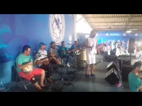 Batuke Firme Part. Fabinho Samba 22/10/2017