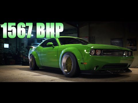 need for speed new fastest car most powerful car 1500 horsepower challenger. Black Bedroom Furniture Sets. Home Design Ideas