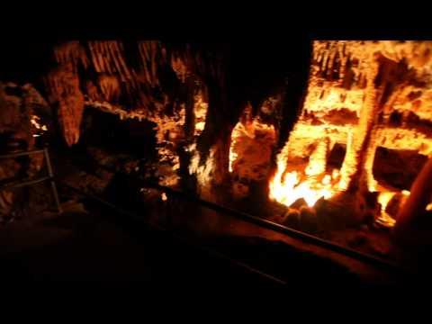 2012-5 Bridal Cave Walk Through - Lake of the Ozarks