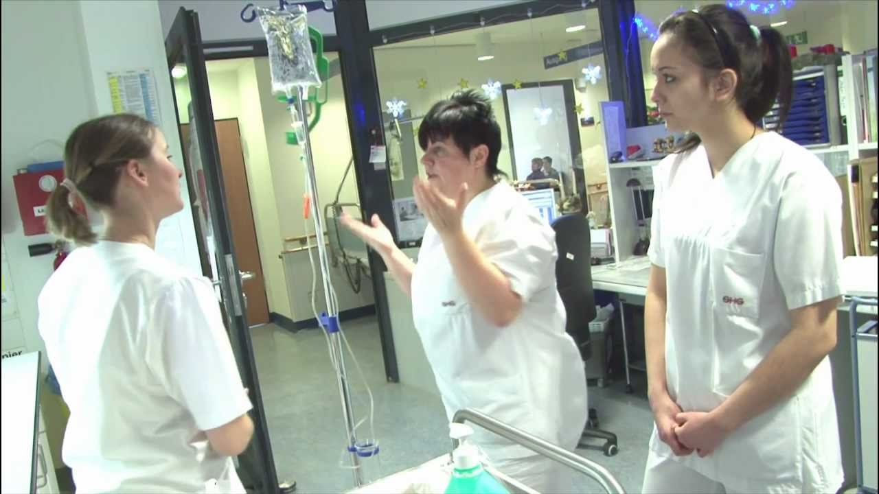 ausbildung krankenschwester 2019