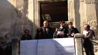 Aragona dedica piazza a Peppino Impastato