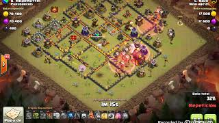 Th10 vs Th10: Queen Walk LaLoon (Nazu - New Age 21 - Clash Of Clans)