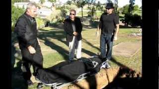 Ahmad funeral movie