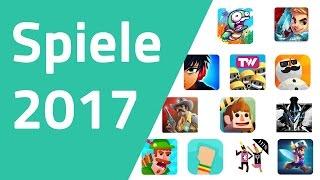 Die besten Spiele Apps 2017 für Android & iPhone thumbnail