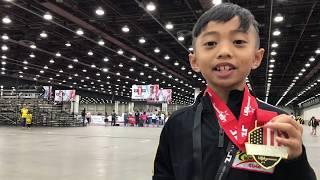 2017 USA Taekwondo National Championships- Enzo Gutierrez