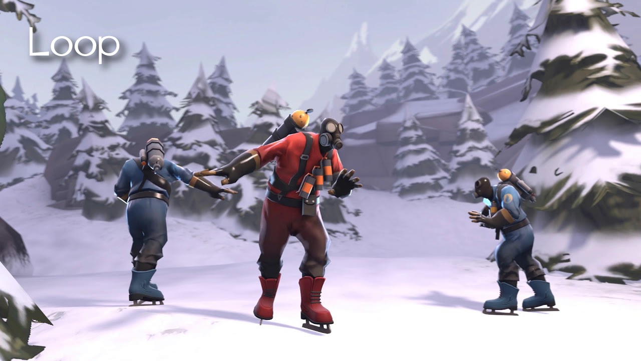 Skating Scorcher - Official TF2 Wiki | Official Team Fortress Wiki