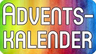 Individueller Adventskalender für Bastler | kreativbunt Adventskalender