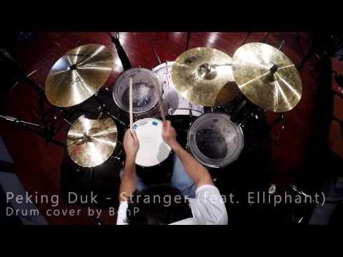 Peking Duk - Stranger (feat. Elliphant) - Drum Cover by BenP