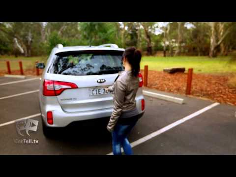 KIA Sorento 2013 - Review