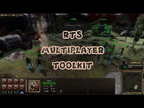 RTS Multiplayer Toolkit: Main Features