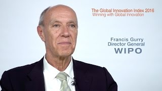 Global Innovation Index 2016: Highlights from WIPO DG Gurry