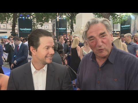 Transformers 5: Jim Carter gatecrashed by Mark Wahlberg