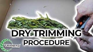 TrimBag dry trimming preparation thumbnail