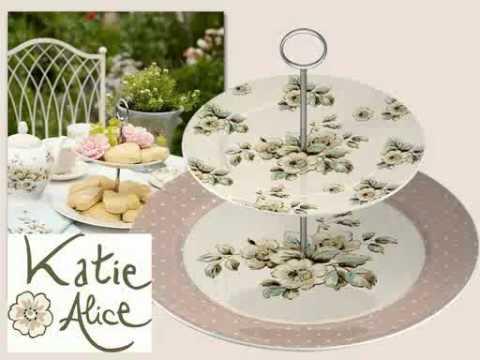 Creative Tops: Katie Alice Tableware