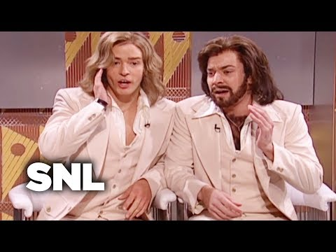 The Barry Gibb Talk Show: Bee Gees Singers - Saturday Night Live