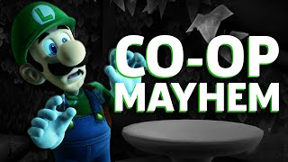 Luigi's Mansion 3's Co-Op Is A Blast   PAX West 2019