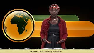 Africa2U  Living in Harmony with Nature Oct 2017