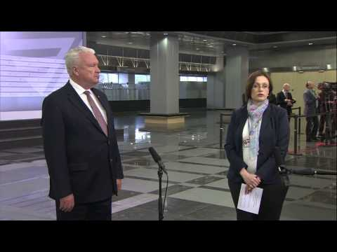 Doorstep by Jānis Dūklavs, Latvian Minister for Agriculture, prior informal AGRIFISH meeting