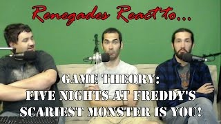 Renegades React to... Game Theory: Five Nights at Freddy