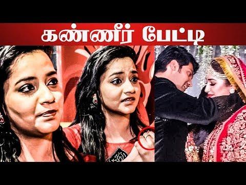 'Arya and Sayyeshaa Nalla Irukkattum' - Abarnathi Emotional Interview | Enga Veetu Mapillai | RS 117