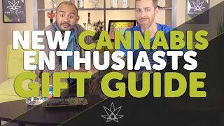 New Cannabis Enthusiasts Gift Guide