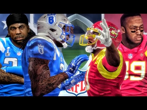 PRO BOWL NFC vs AFC w/CONTROVERSIAL ENDING! Madden 17 Career Mode Gameplay! Ep. 63