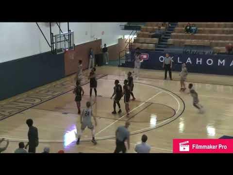 Jalen Williams Freshman Year Highlights Oklahoma Panhandle State University