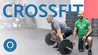 TUTORIAL de CrossFit en español- Clase completa de CrossFit