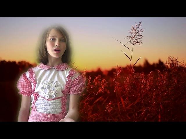 Изображение предпросмотра прочтения – ВалентинаГорячева читает произведение «Родина» К.М.Симонова