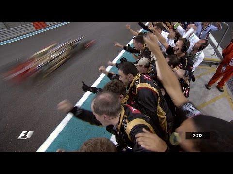 Your Favourite Abu Dhabi Grand Prix - 2012 Leave Kimi Alone